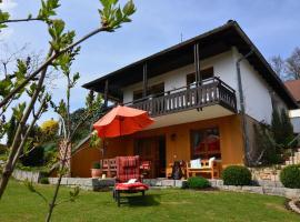 Enticing Apartment in Wichsenstein Germany With Terrace, hotel in Gößweinstein