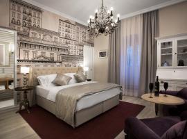 Tailor Apartments Old Town, leilighet i Dubrovnik