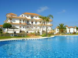 Hotel Diufain, hotel in Conil de la Frontera