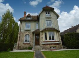 Lovely Child-friendly Villa in Bayeux, vacation home in Bayeux