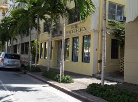Hotel Ponce de Leon, hotel near University of Miami, Miami