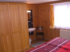 Ferienwohnung Tschudiboden, hotel in Flumserberg