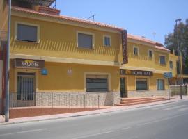 Pensión La Venta, hostal o pensión en Puerto de Mazarrón