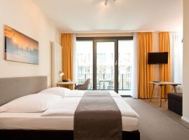 ApartHotel Residenz am Deutschen Theater, hotel near Brandenburg Gate, Berlin