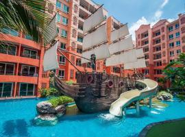 7Seas, hotel in Jomtien Beach