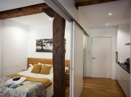 Baps Apartments, hotel in Bilbao