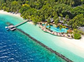 Royal Island Resort & Spa, hotel in Dharavandhoo