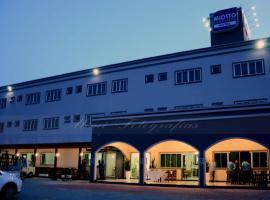 Miotto Executive Hotel, hotel perto de Estádio Hercílio Luz, Navegantes