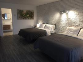 Complexe Dix80, motel à Mont-Laurier