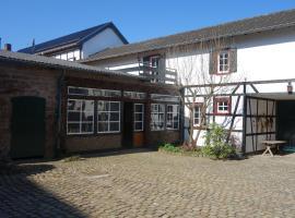Ferienwohnung Laumen, apartment in Heimbach