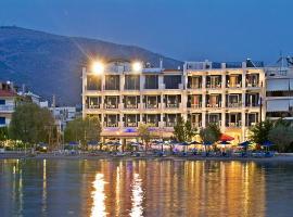 Trokadero Hotel, отель в городе Итея