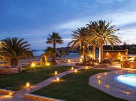 Finikas Hotel, hotel in Aliko Beach