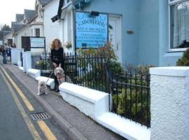 6 Caberfeidh( Blue House ), hotel near West Highland Museum, Fort William