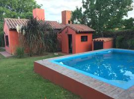 Pirpintos, Cabanas de San Lorenzo, lodge in San Lorenzo