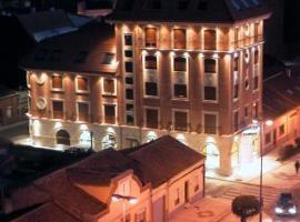 Hotel Santiago, hotel en Benavente