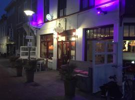 Café pension The Chandelier, B&B in Terneuzen
