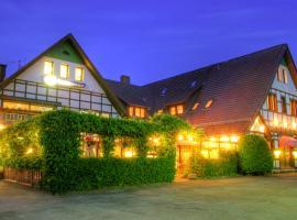 Hotel Vivendi, hotel near Messe Bad Salzuflen, Herford