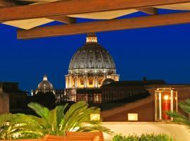 Hotel Arcangelo, hotel poblíž významného místa Vatikánská muzea, Řím