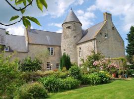 Le Manoir De Juganville, country house in Saint-Martin-de-Varreville