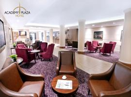 Academy Plaza Hotel, hotel in zona Trinity College, Dublino