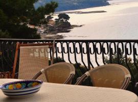 Villa Laura Sea View Apartments, pet-friendly hotel in Santa Maria di Castellabate
