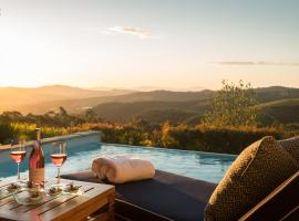 Delaire Graff Lodges and Spa, hotel in Stellenbosch