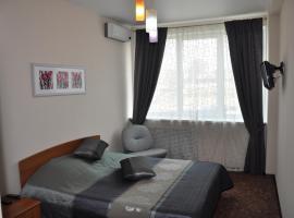 Гостиница Приморавтотранс, отель во Владивостоке