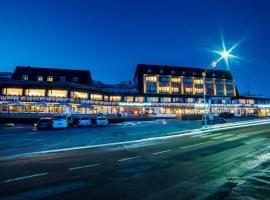 Hotel Arnika Wellness, hotel in Passo San Pellegrino