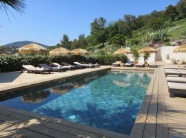 Villa Tricoli, hotel near Beauvallon Golf, Les Issambres