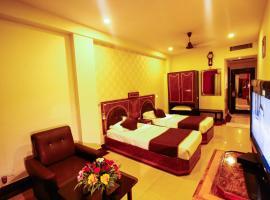 Hotel Rishi Regency, hotel in Jabalpur