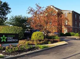 Extended Stay America - Cincinnati - Florence - Meijer Drive, hotel near Cincinnati/Northern Kentucky International Airport - CVG, Florence
