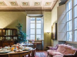 Dimora Storica Palazzo Puccini, hotel in Pistoia