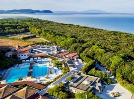 Garden Toscana Resort, отель в Сан-Винченцо