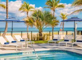 Plunge Beach Resort, hotel in Fort Lauderdale