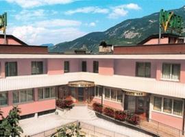 Hotel Vela, hotel in Trento