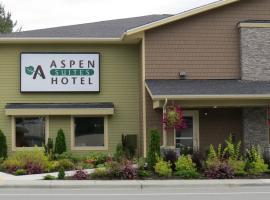 Aspen Suites Hotel Haines, Hotel in Haines