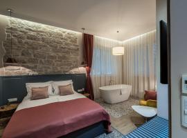 Zadera Accommodation, hotel near The Sea Organ, Zadar