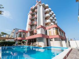 Hotel Flamingo, hotel a Rimini, Rivazzurra