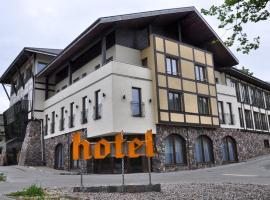 Hotel Pod Kluką – hotel w pobliżu miejsca Słowiński Park Narodowy w mieście Słupsk