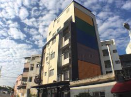 夜市電梯民宿-尤大廚的家,花蓮市的飯店
