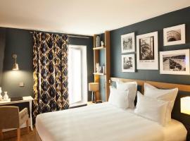 Hotel La Villa Saint Germain Des Prés, hotel near Saint-Sulpice Church, Paris