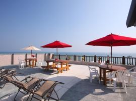 海洋芳鄰,鹽寮村遠雄海洋公園附近的飯店