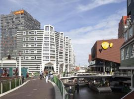 easyHotel Amsterdam Zaandam, hotel in Zaandam