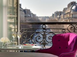 La Villa Haussmann, hôtel à Paris