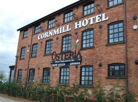 Cornmill Hotel, hotel in Hull