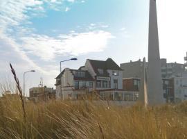 Strandhotel Scheveningen, hôtel à Scheveningen