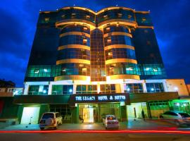 Legacy Hotel and Suites, hotel in Nakuru