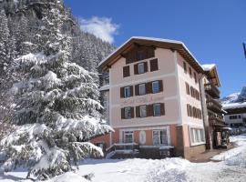 Hotel Villa Agomer, hotel in Canazei