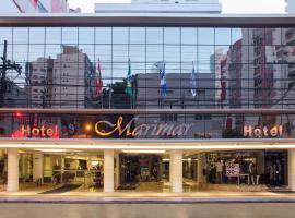 Hotel Marimar The Place, hotel near Camboriu Praia Shopping Mall, Balneário Camboriú