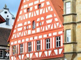 Hotel Alte Vogtei, hotel near Stadthalle, Wolframs-Eschenbach
